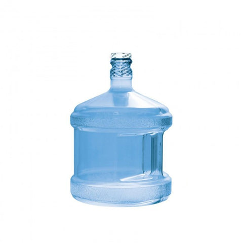 2 Gallon Polycarbonate Water Bottle - Screw Top - 2 Gallon / Polycarbonate Plastic