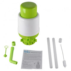 Brio Universal 48Mm & 55Mm Water Pump, Lime Green - Light Green / Plastic