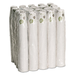 Dixie Pathways Paper Hot Cups, 10 oz., 50/Pack