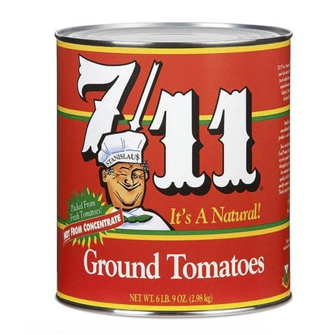 Stanislaus 7/11 Ground Tomatoes No. 10 Can (6 Pound 9 Ounces) - Single Can