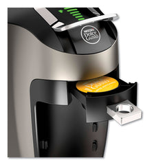 NESCAFÉ Dolce Gusto Esperta 2 Automatic Coffee Machine, Black/Gray
