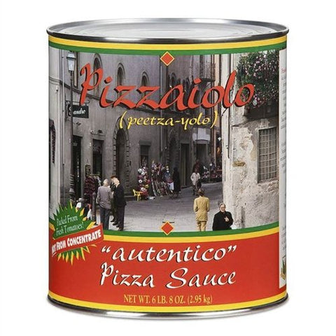 Pizzaiolo Pizza Sauce #10 - Single Can