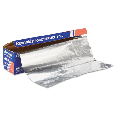 "Reynolds Wrap Heavy Duty Aluminum Foil Roll, 18"" x 1000 ft, Silver"