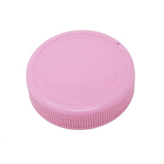Dairy Juice Water Bottle Cap - Pink