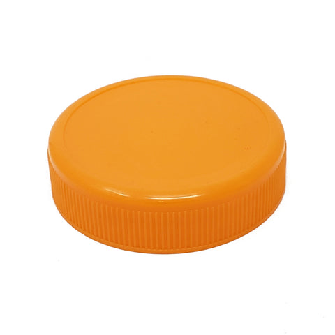 Dairy Juice Water bottles Cap - Orange
