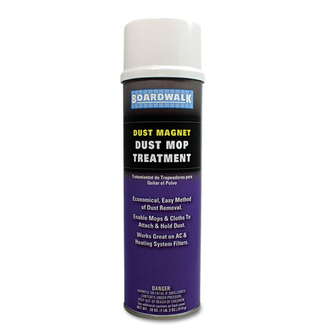 Dust Mop Treatment, Pine Scent, 18oz Aerosol, 12/Carton