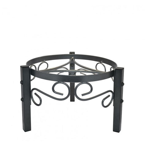 "8"" Metal Counter Stand - Black"