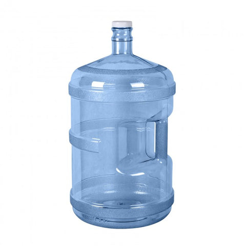 5 Gallon Polycarbonate Water Jug Bottle - 5 Gal. / Polycarbonate Plastic