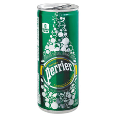 Sparkling Natural Mineral Water, 8 oz Can, 10/Pack, 3 Pack/Carton