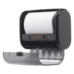 Georgia Pacific Professional Automatic Towel Dispenser, 12 4/5 x 6 3/5 x 10 1/2, Translucent Smoke