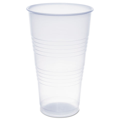 Conex Galaxy Polystyrene Plastic Cold Cups, 24 oz, Cold, 1000/Carton