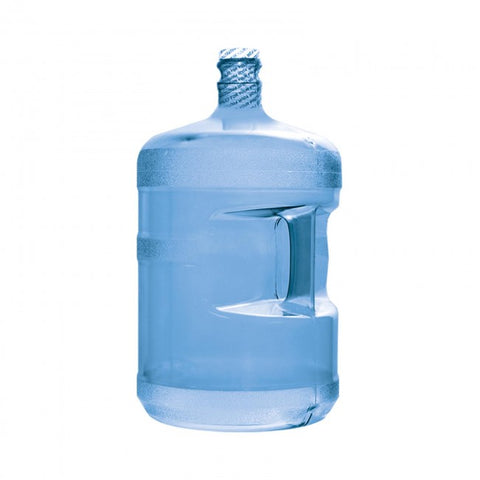 5 Gallon Polycarbonate Water Jug Bottle - Blue - Blue / 5 Gallon / Polycarbonate Plastic