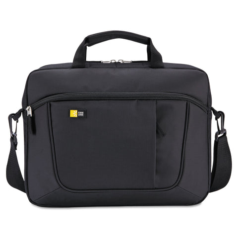 "Case Logic Laptop and Tablet Slim Case, 15.6"", 16 1/2 x 3 1/5 x 12 4/5, Black"