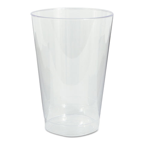 WNA Plastic Tumblers, Cold Drink, Clear, 12 oz., 500/Case