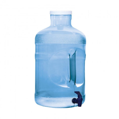 5 Gallon BPA Free Big Mouth Water Jug Bottle with Dispenser