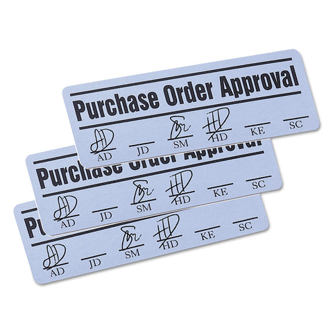 Avery High-Visibility Permanent Laser ID Labels, 1 x 2 5/8, Pastel Blue, 750/Pack