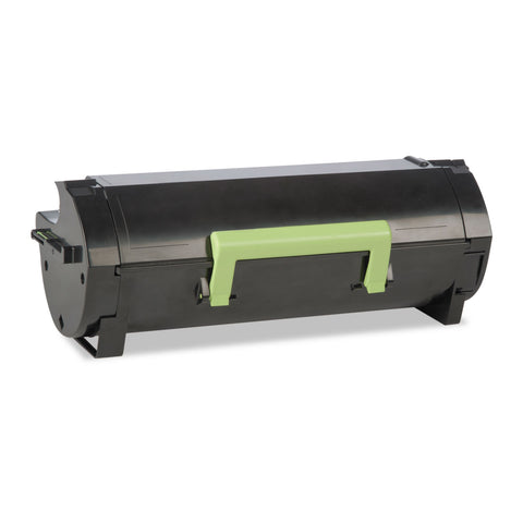Lexmark 50F1X00 Return Program Extra High-Toner, 10000 Page-Yield, Black - Black