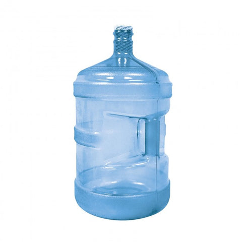 5 Gallon Polycarbonate Water Jug Bottle - Blue