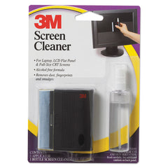 Screen Cleaning Kit, 6oz Spray Bottle