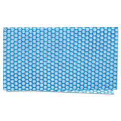 Chix Tough Towels, 13 1/4 x 24, Blue/White, 150/Carton
