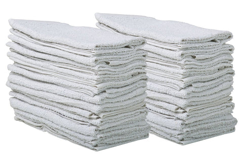For Your Janitor Terry Towels, 25 Count