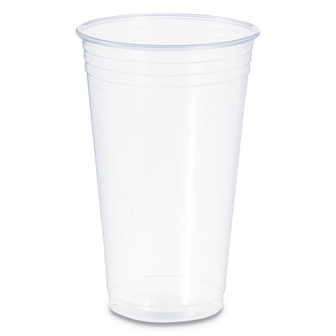 Conex Clear Cold Cups, 24 oz, Clear, 600/Carton