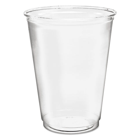 Ultra Clear Cups,  12 oz, PET, 50/Bag, 20 Bags/Carton