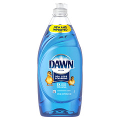 Dawn Liquid Dish Detergent, Original Scent, 19.4 oz Bottle, 10/Carton