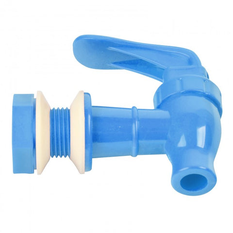 Napa Valve Faucet Spigot Valve - Light Blue - Light Blue / BPA Free Plastic / Napa