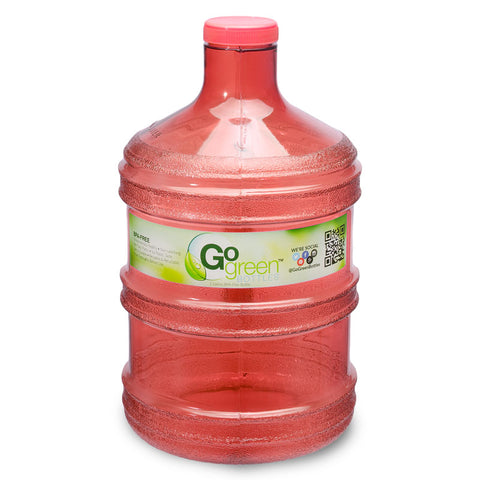 Drinking Water Bottle - Red