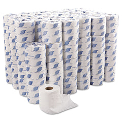 GEN Bath Tissue, Wrapped, Septic Safe, 2-Ply, White, 420 Sheets/Roll, 96 Rolls/Carton - White