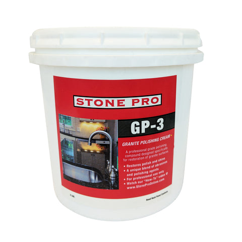 Granite Polishing Cream