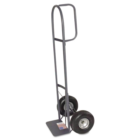 "Milwaukee D-Handle Hand Truck, 10"" Pneumatic Tires"