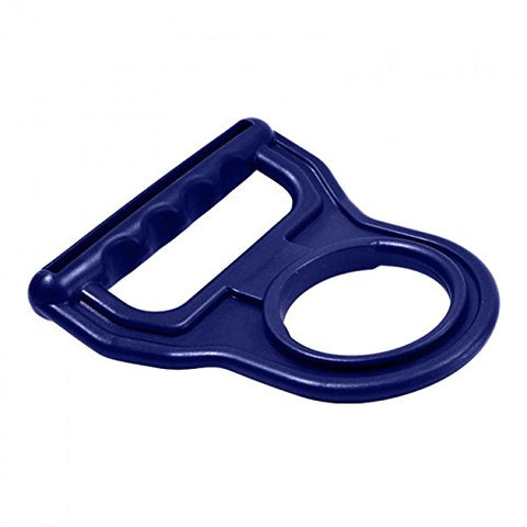 Bottle Neck Handle - Blue