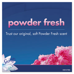 Secret Invisible Solid Anti-Perspirant & Deodorant, Powder Fresh, 0.5 oz Stick, 24/Ctn - Invisible