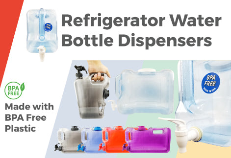 Refrigerator bottle