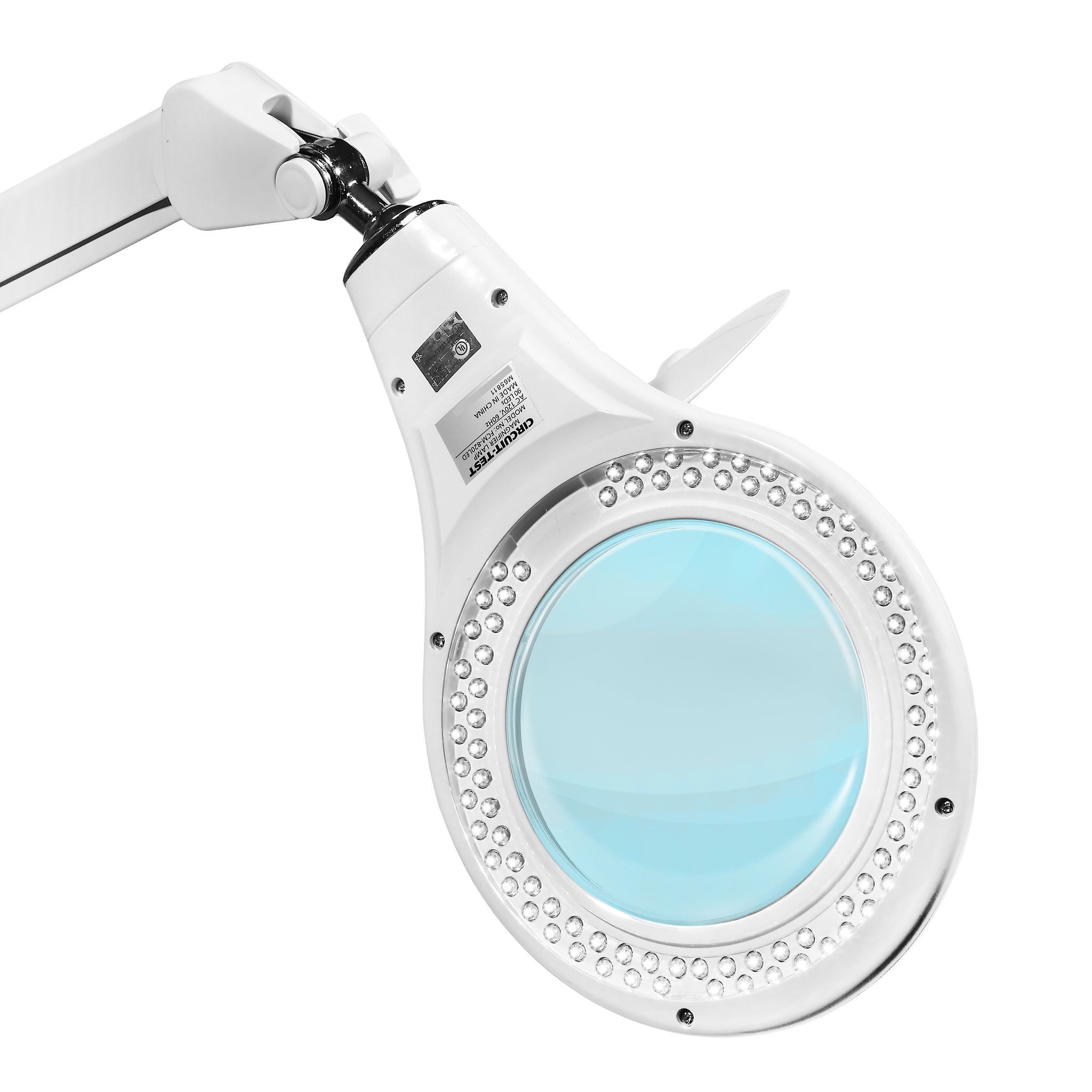 magnifying lamp crafts lamps floor led table size reading full magnifier of and in for
