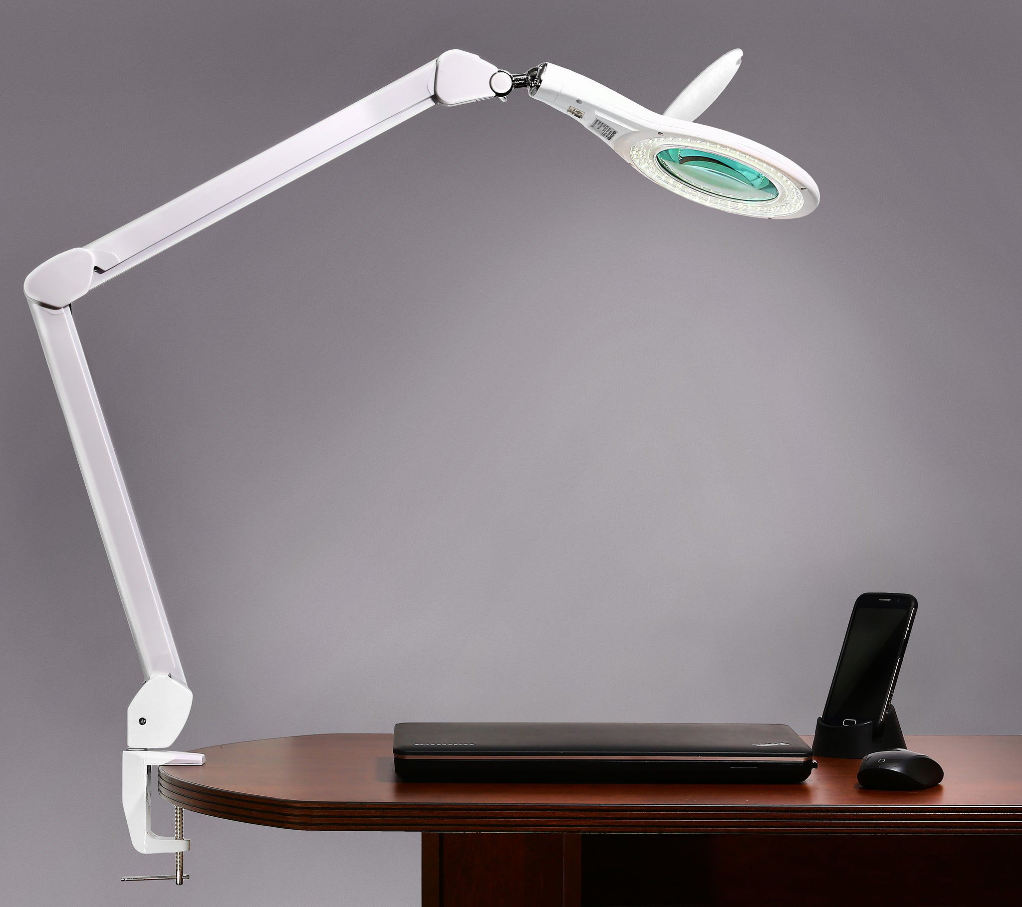 design magnifier lamp clamp breathtaking reviews magnifying light with images desk led