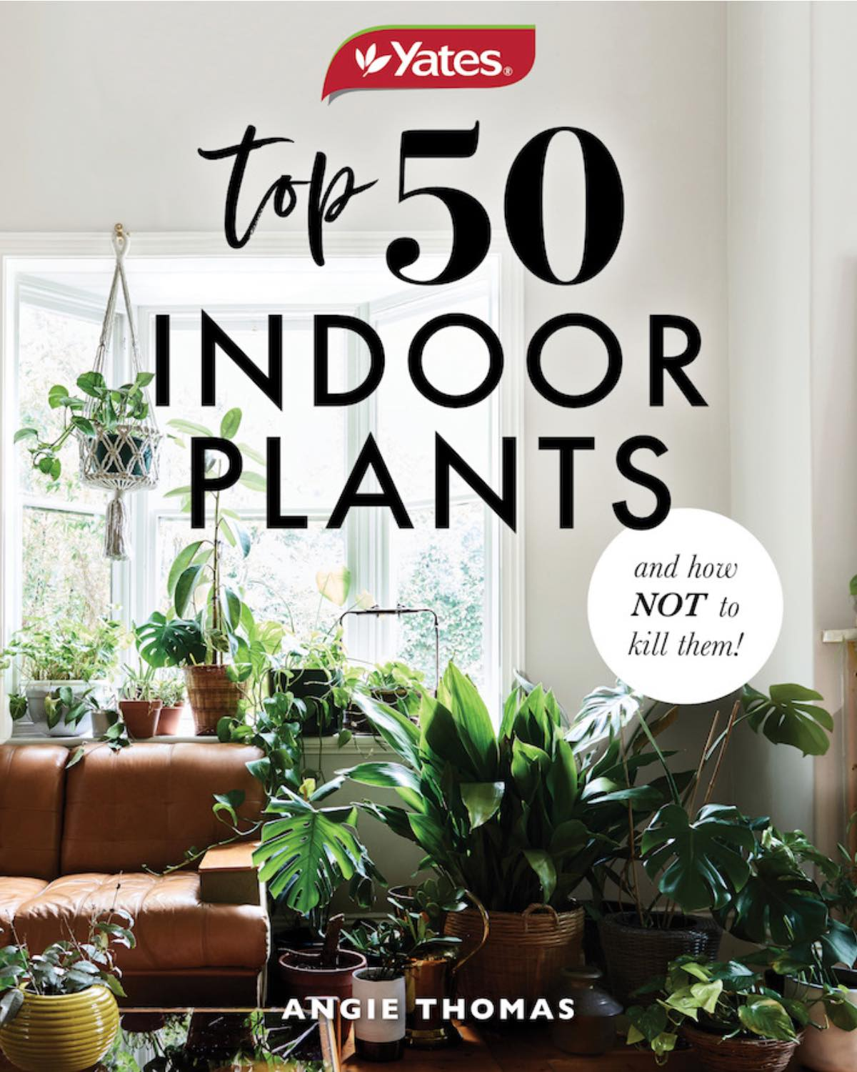 Top 50 Indoor Plants and How Not To Kill Them