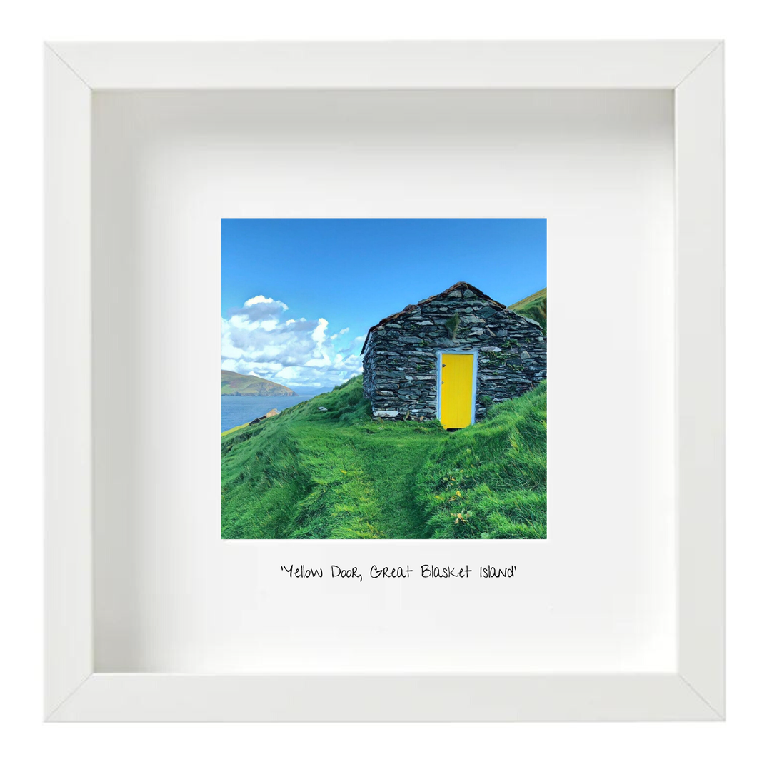 Yellow Door, Great Blaskets