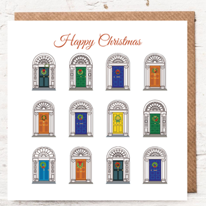 DOORS OF DUBLIN - HAPPY CHRISTMAS