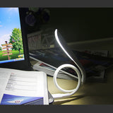Touch Sensitive Big Flexible LED USB Lamp