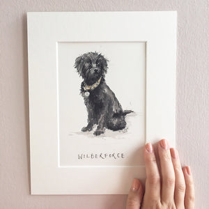 Personalised Pet Portrait
