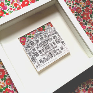 Liberty of London Pop-out Print