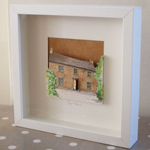 Personalised Pop-Out House Portrait Illustration