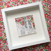 Oxo Tower London Pop out Print