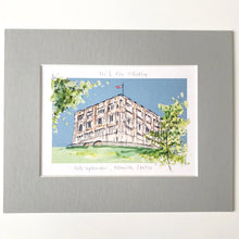 Personalised Norwich Castle Print