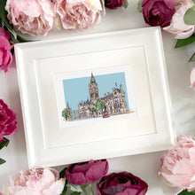 Personalised Manchester Town Hall Print
