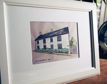Personalised 3D House Portrait Collage