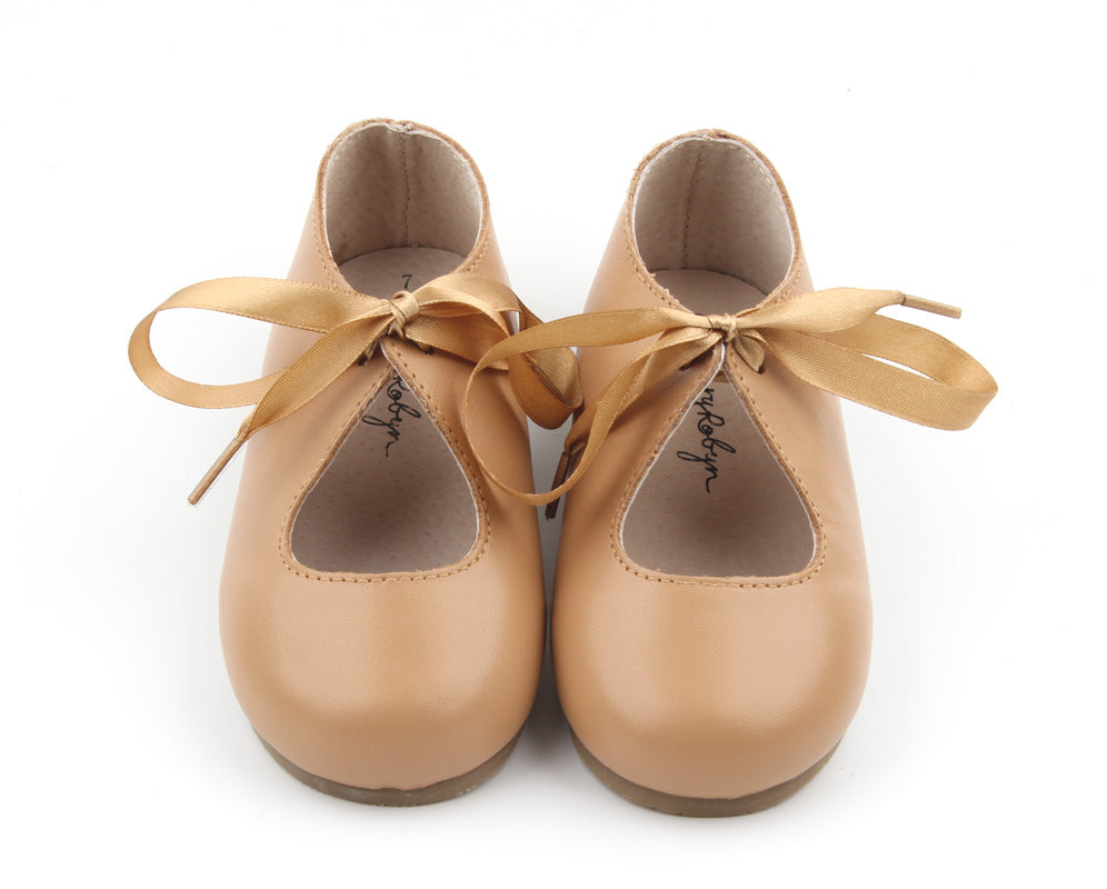 Mary Jane Classic - Caramel - Now $25.98, 50% off at Checkout